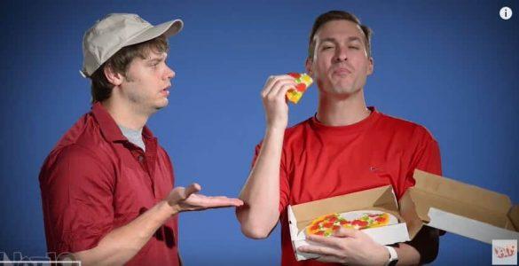 פיצה גומי