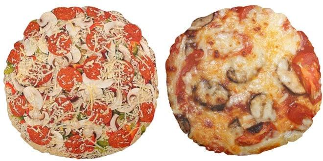 כרית פיצה