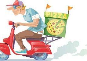 פיצה קפואה