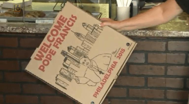 אפיפיור פיצה