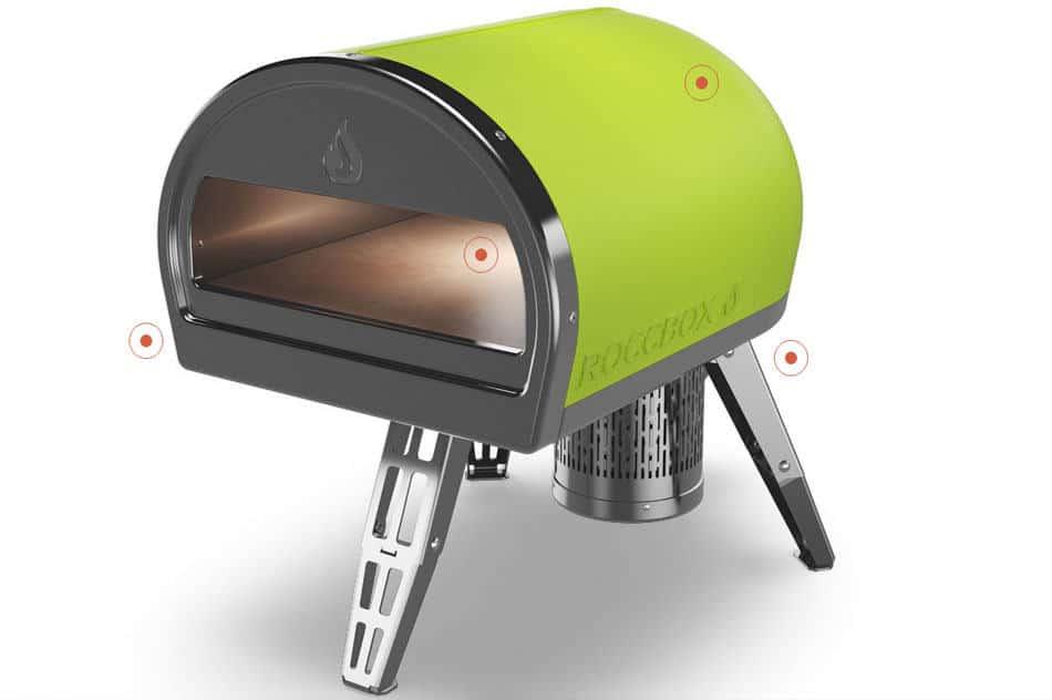 תנור פיצה נייד