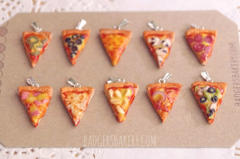 עגילי פיצה