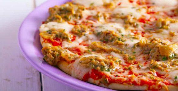 פיצה טונה