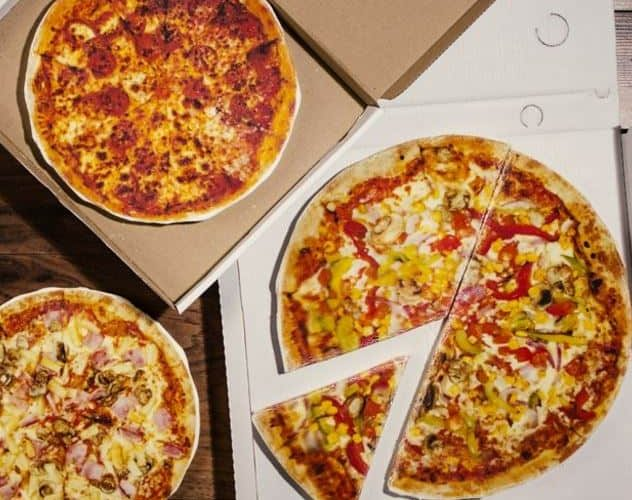 פיצה מרשמלו