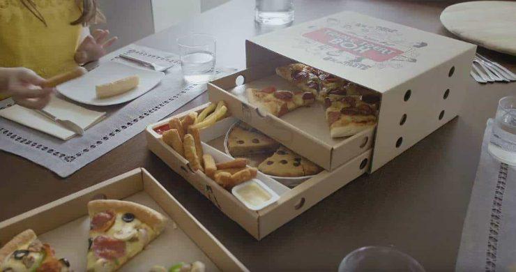 טריפל פיצה