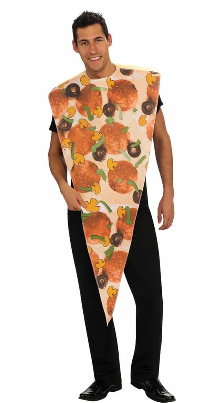 תחפושת פיצה לגבר