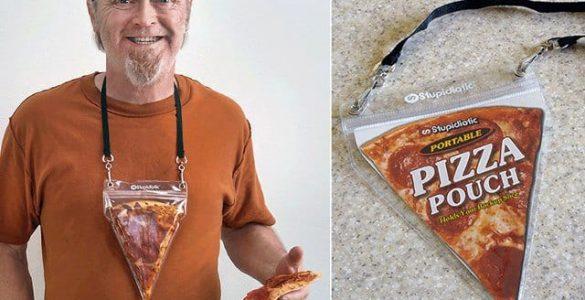 פיצה פאוצ'