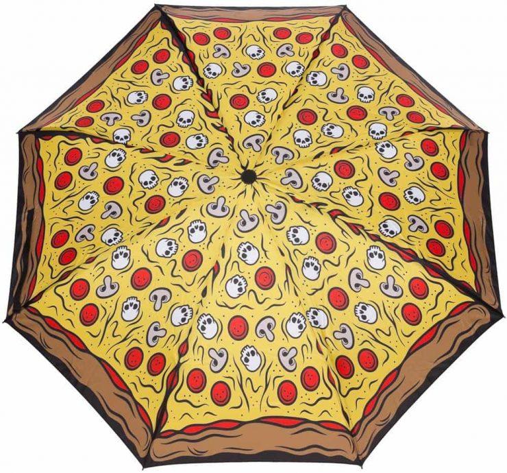 מטריה פיצה