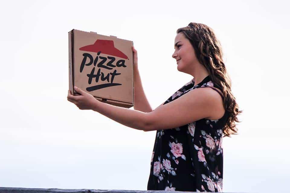 חתונה פיצה