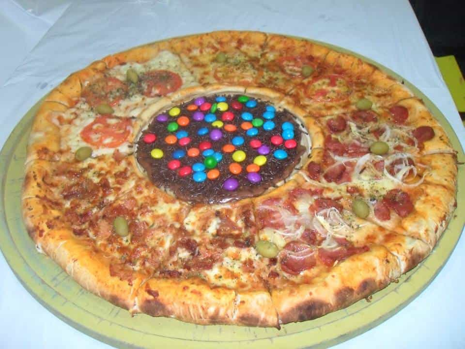 פיצה מתוקה