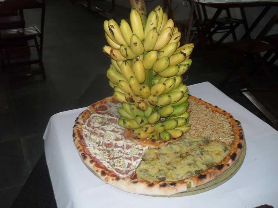 פיצת בננה