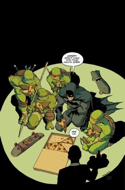 באטמן צבי הנינג'ה