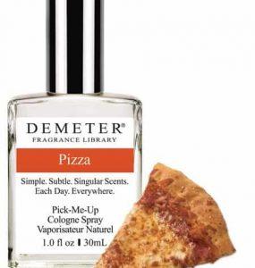 בושם בריח פיצה