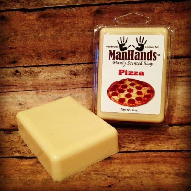 סבון בריח פיצה