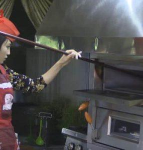 פיצה צפון קוריאה