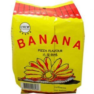 חטיף בננה בטעם פיצה