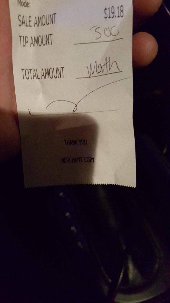 טיפ של 300 דולר