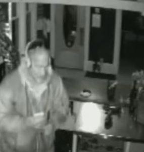 גנב מפיצריה