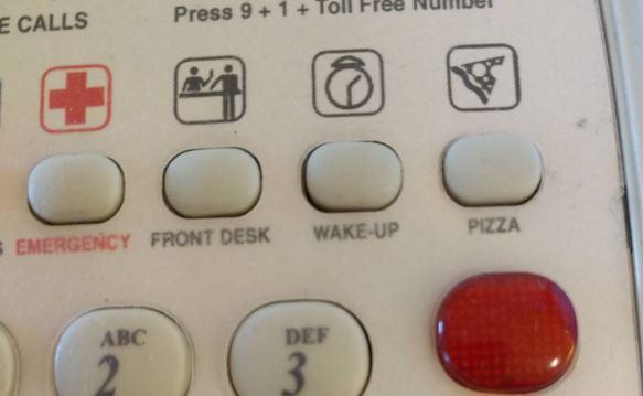 טלפון להזמנת פיצה