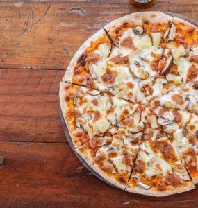 פיצה אננס
