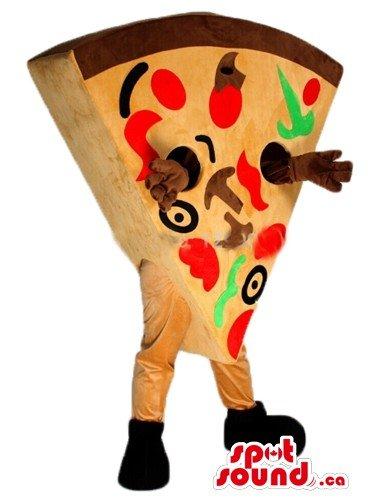 תחפושות לפורים פיצה