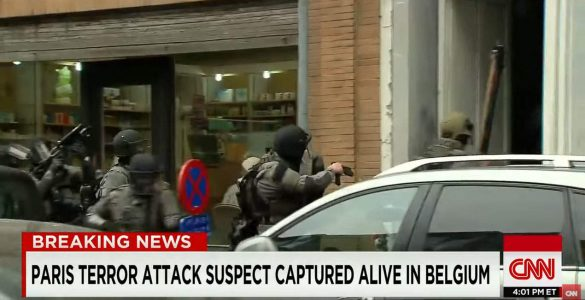 Paris-terror-suspect-captured,-injured-but-alive