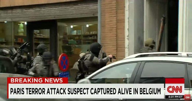 Paris-terror-suspect-captured,-injured-but-alive