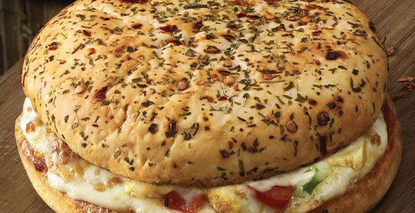 בורגר פיצה