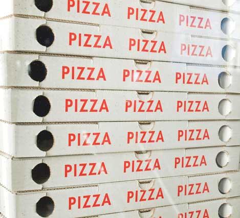 מגשי פיצה
