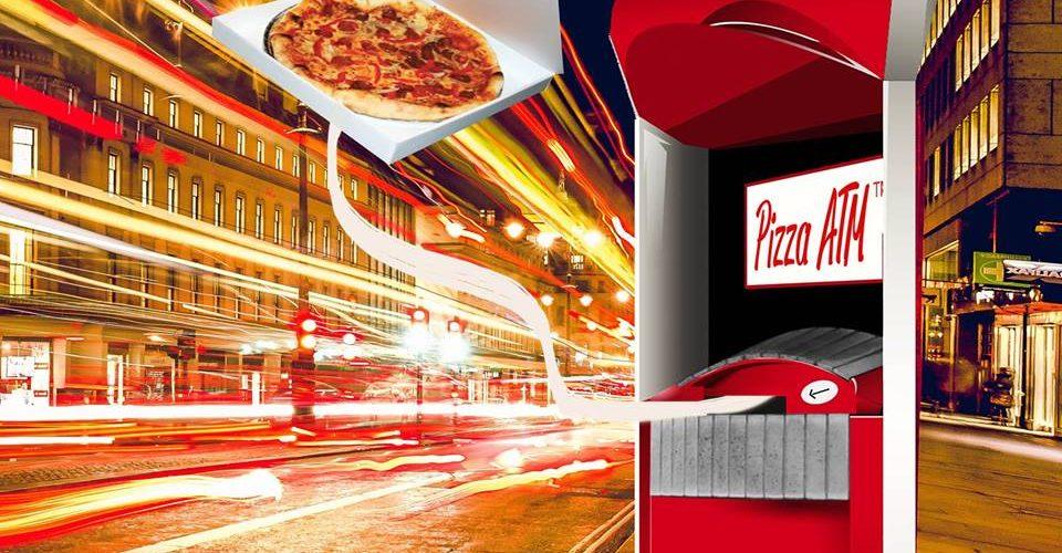 מכונה לפיצה