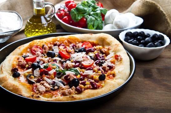 פיצה מקסיקנית