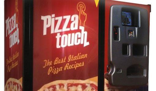 מכונה למכירת פיצה