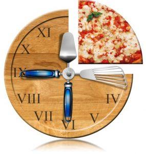 שעון פיצה