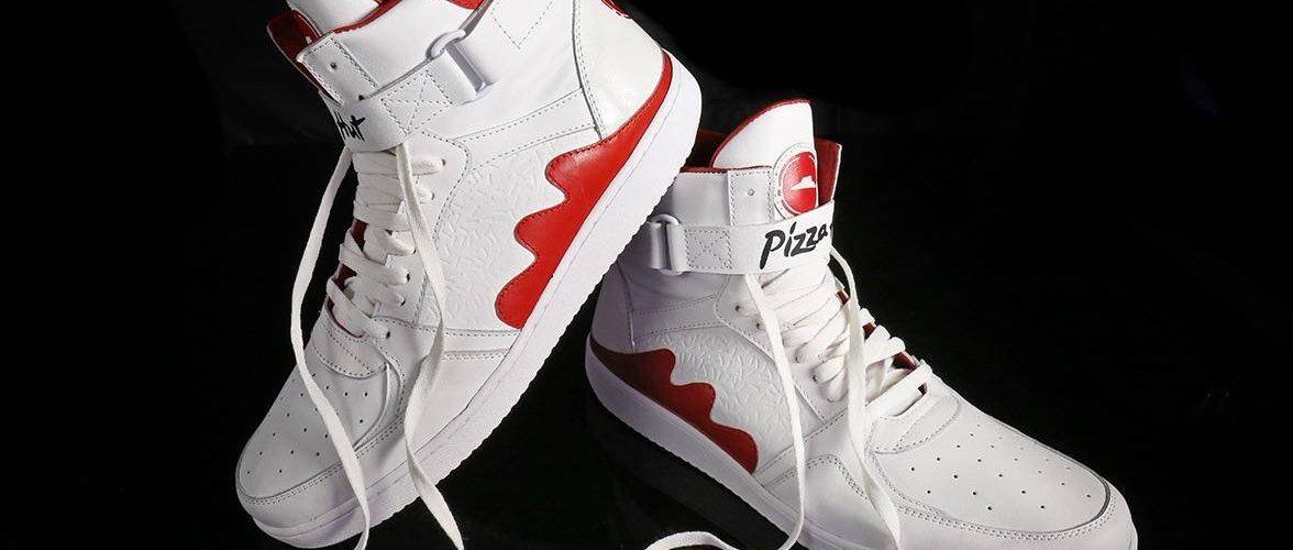 נעליים פיצה האט