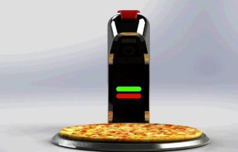 מצלמת פיצה