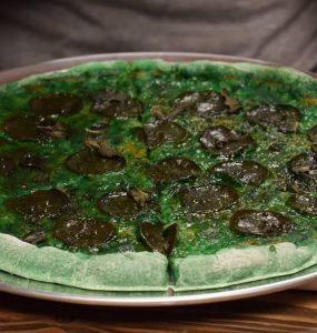 פיצה ירוקה
