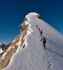 טיפוס הרים