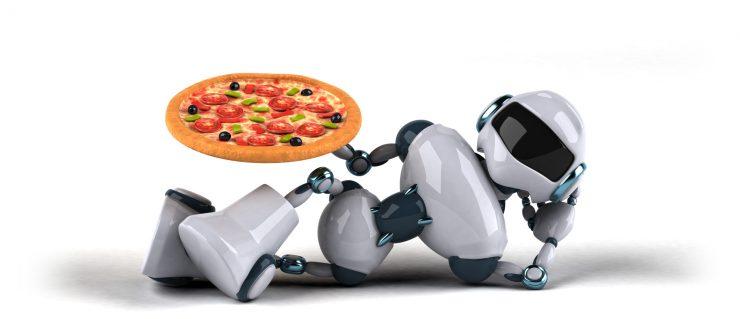 רובוט פיצה