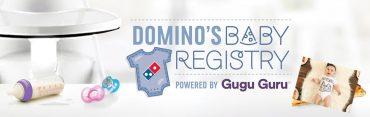 פיצה דומינוס לתינוקות