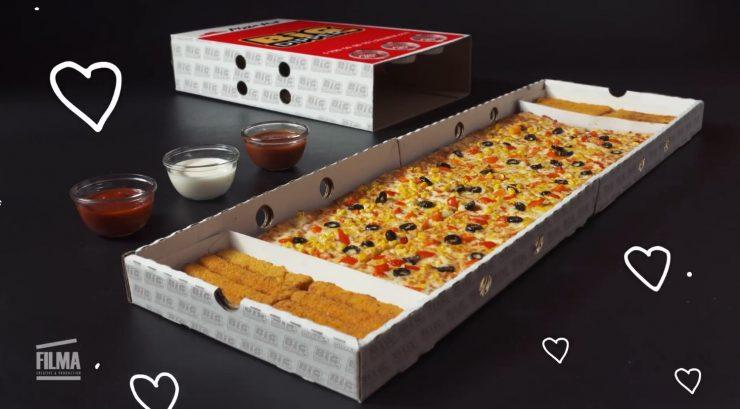 ביג דיפר של פיצה האט