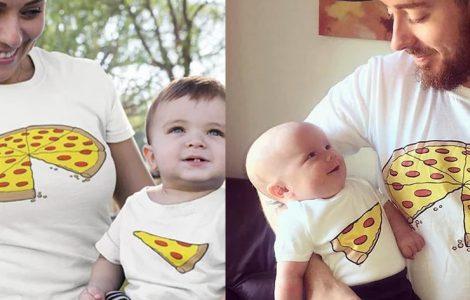 חולצות פיצה