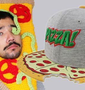 כובע פיצה